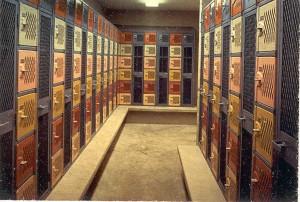 Multicolored Box Lockers