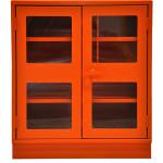 Clear Front Industrial Locker