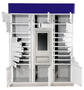 DeBourgh Made Parcel Delivery Locker