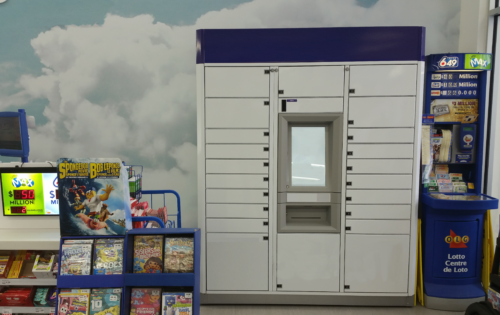 Intelligent Parcel Lockers