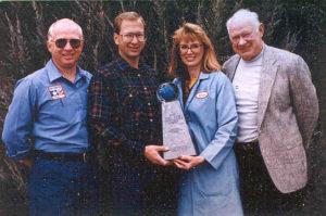 National Blue Chip Enterprise Initiative Award