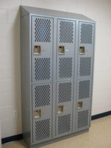 Welded Locker