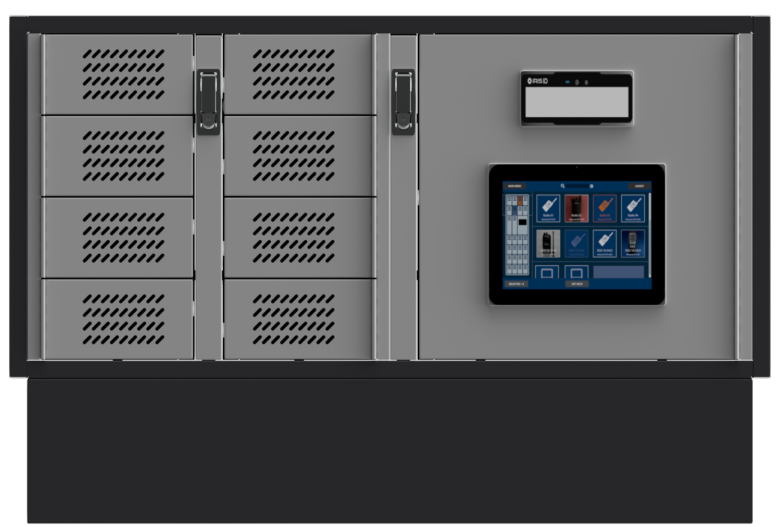 Cell Phone - Terminal - Urban Dusk Outer - Ash Gray Modules and Doors