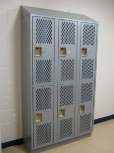 Welded Locker