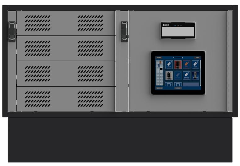 Laptop - Terminal - Urban Dusk Outer - Ash Gray Modules and Doors