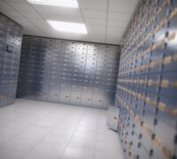 Intelligent Locker Solutions for Banks and Financial Institutions