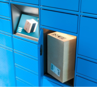 Smart Locker Solutions from Small Business to Corporate Use